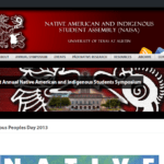 Native American and Indigenous Student Assembly (Website)