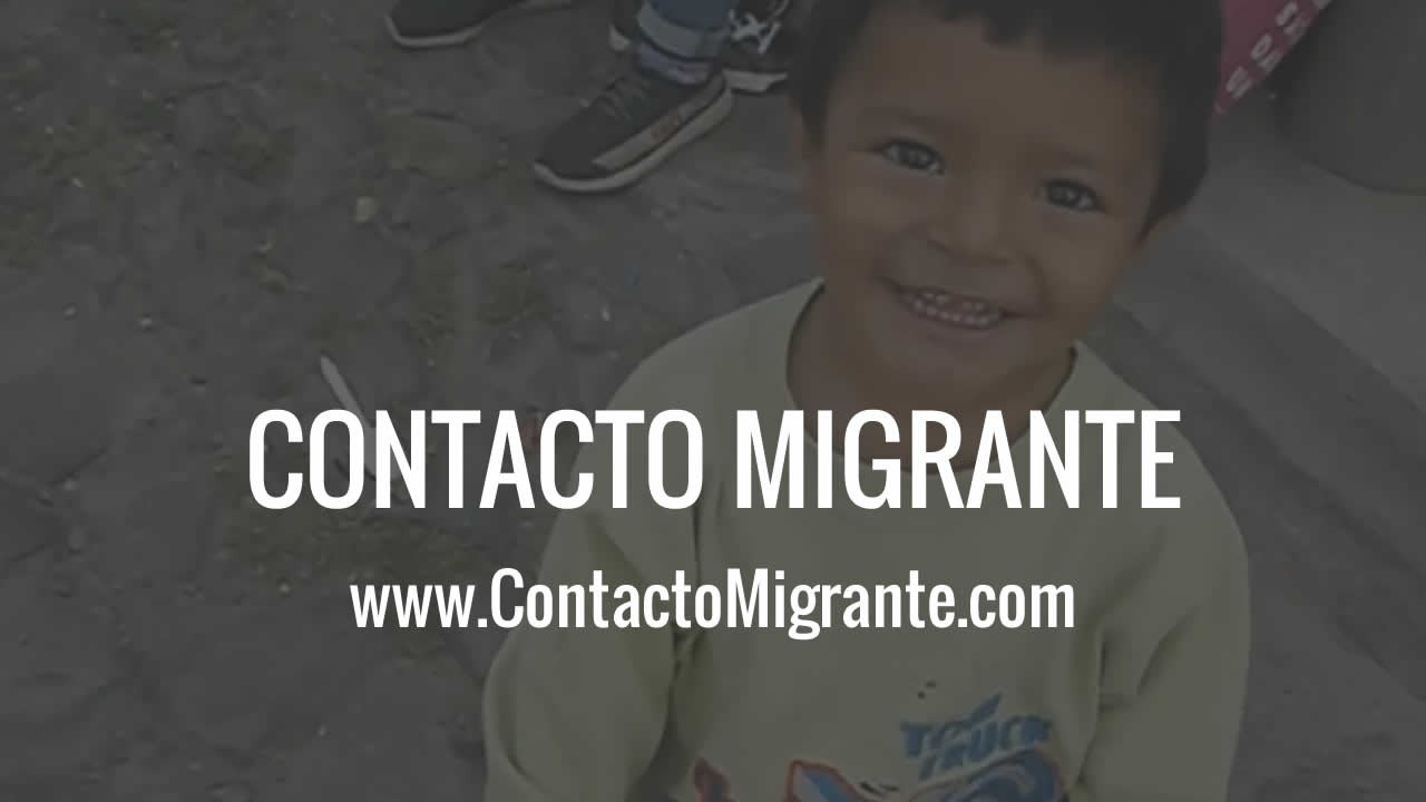 Announcing the launch of Contacto Migrante
