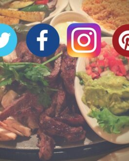 Social media tacos: Fajita platter package